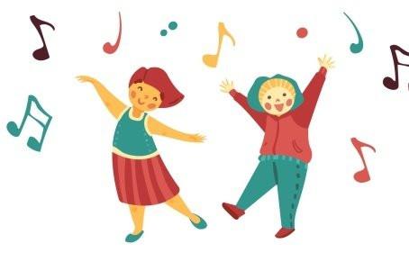 Brincadeiras com músicas infantis