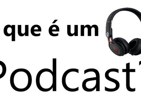 Podcast na sala de aula