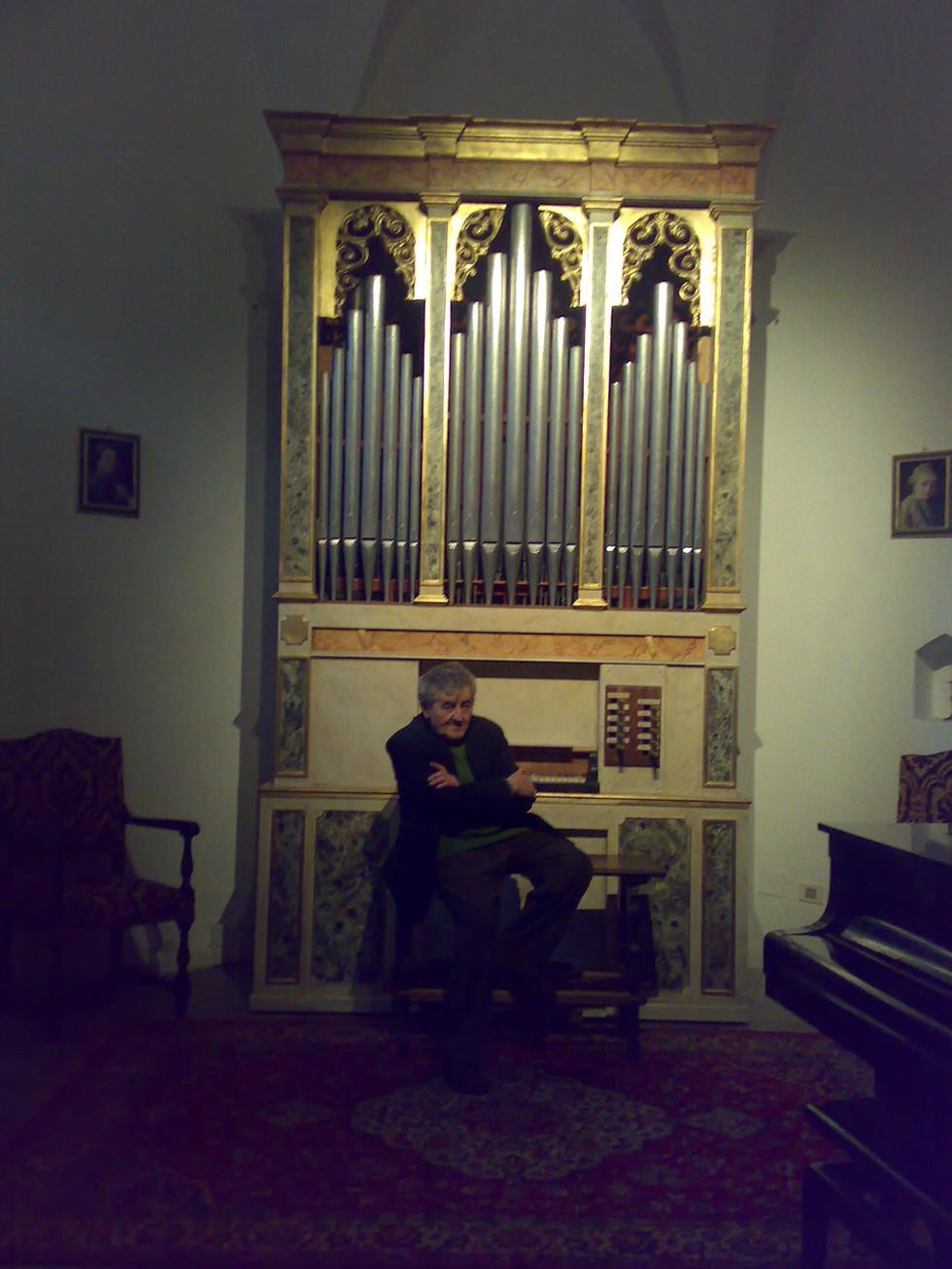 4 Canciani Giovanni MOZARTINA 2 organo V