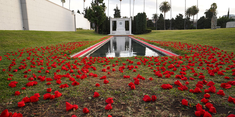 Hollywood Forever Cemetery, Hollywood, CA