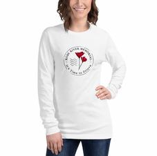 Rose River Memorial Logo Long Sleeve Tee Shirt