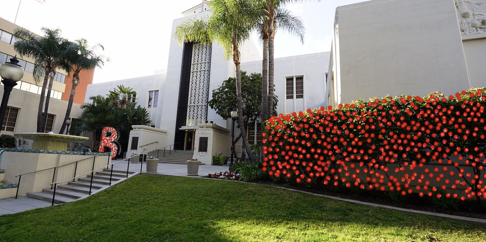 Burbank City Hall, Burbank, CA