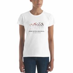 Rose River Memorial Womens T Shirt