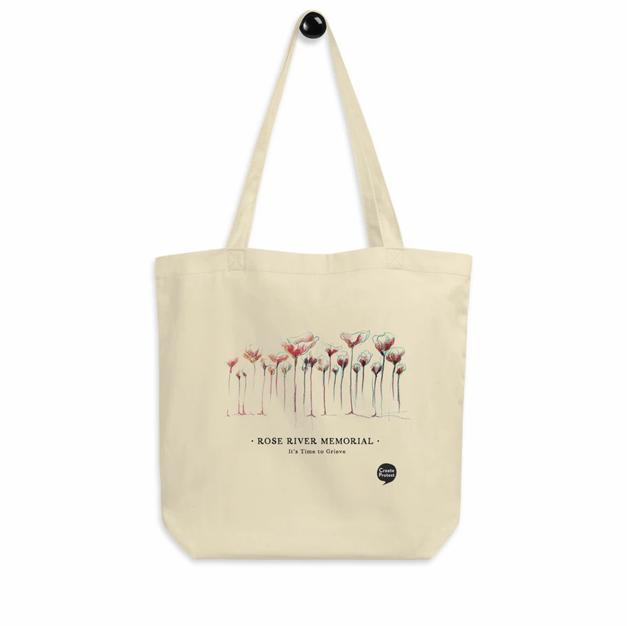 Rose River Memorial Tote Bag