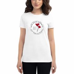 Rose River Memorial Logo Womens T Shirt