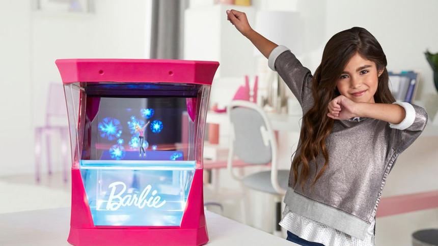 Hello Barbie Hologram Demo