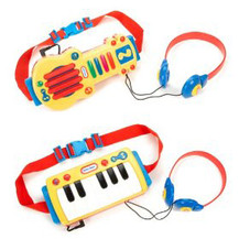 Little Tikes® Traveling Music Guitar & Keyboard