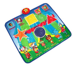 Jojo's Circus Musical Learning Dance Mat