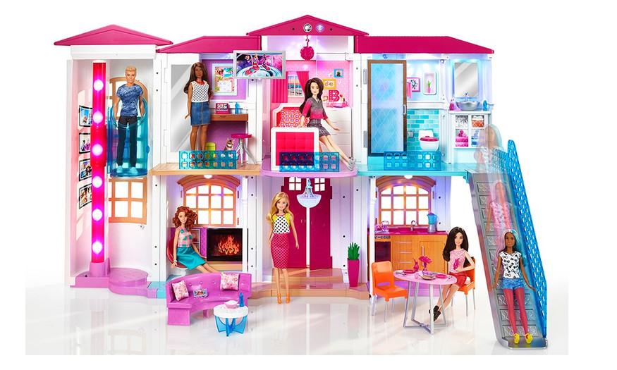 Hello Barbie Dreamhouse