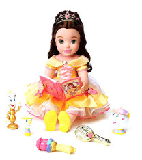 Disney Singing and Storytelling Belle
