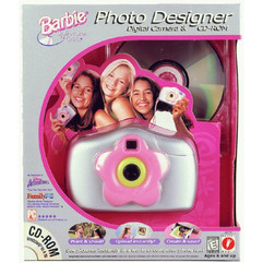 Barbie Photo Designer