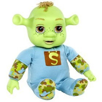 Shrek Laugh with Me Baby Boy by MGA