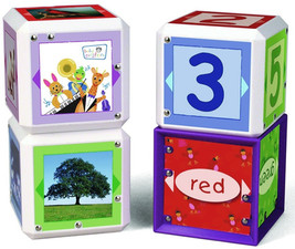 Baby Einstein Musical Matching Blocks