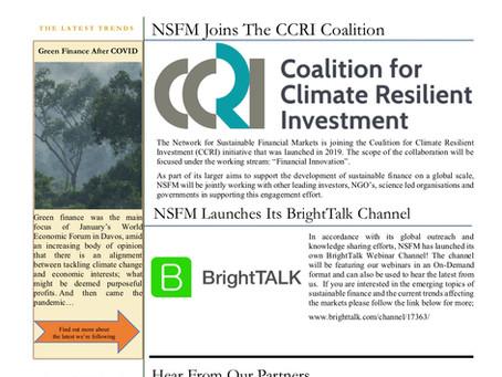 NSFM March Newsletter Issue:1