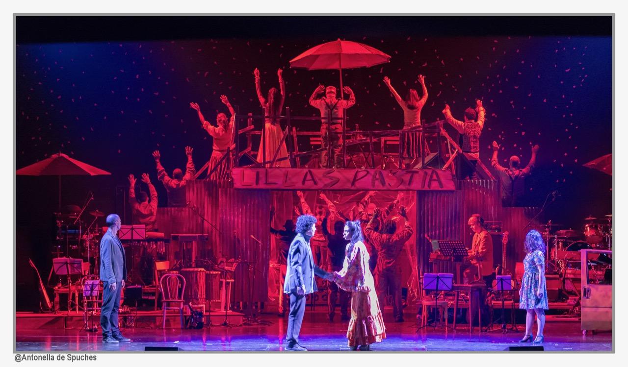 Carmen, Teatro Olimpico