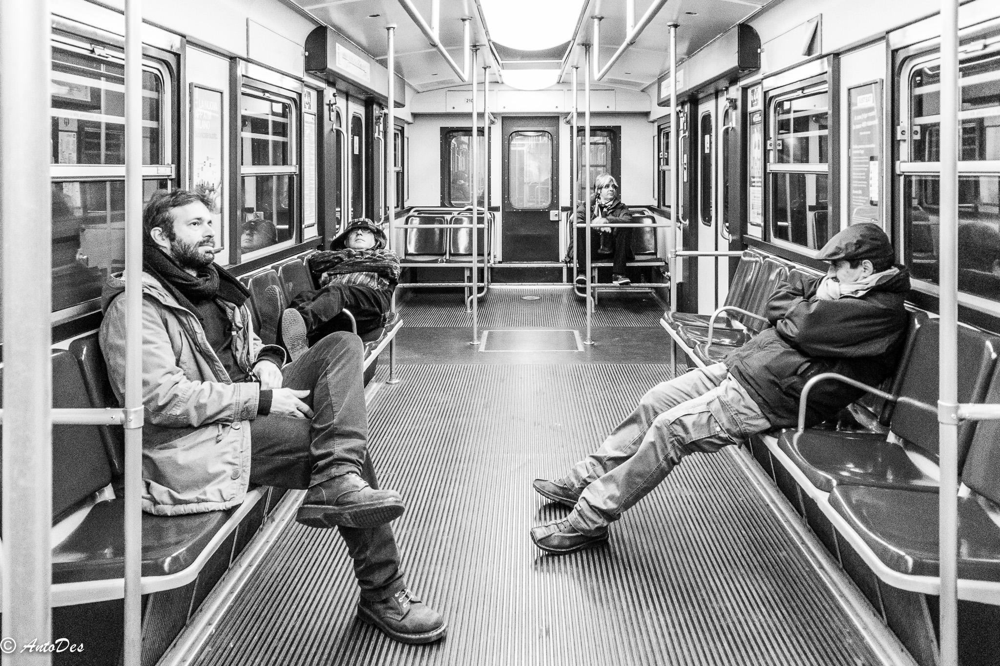 metro milanese