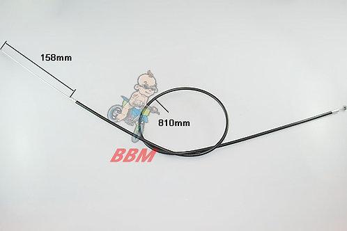 pocket bike rear brake cable