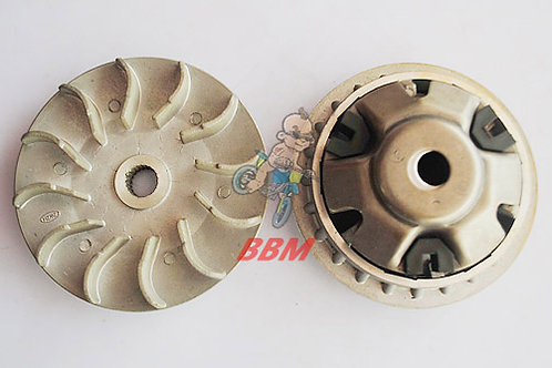 Driven Wheel Assy's pulley