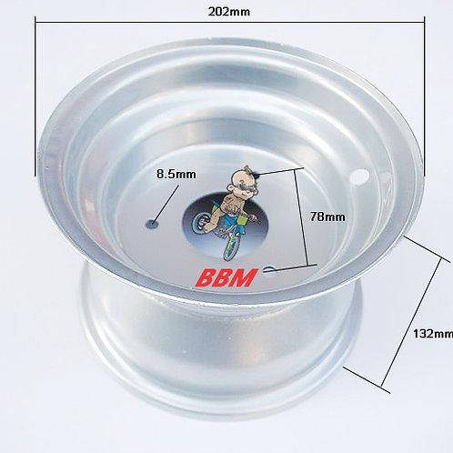 7 inch steel rim