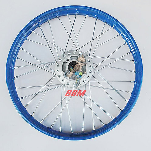 17inch front Steel rim with hub