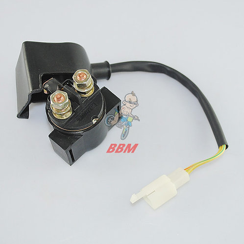 Solenoid, Starter Switch