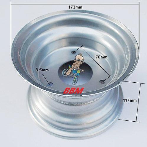 6 inch steel rim
