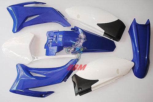 TTR110 PLASTICS FENDER KIT