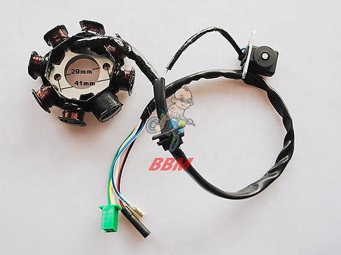 GY6 125-150 E-Start magneto coil