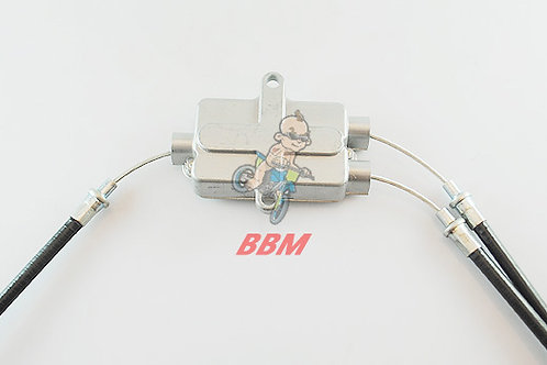 250cc atv front drum brake cable
