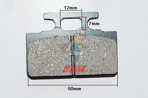 110CC FRONT BRAKE PAD FOR DIRT BIKE