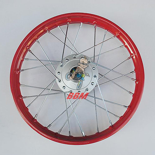 14inch front iron rim with hub