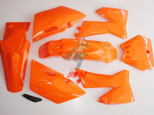 Plastic for KTM 110-125cc dirt bike