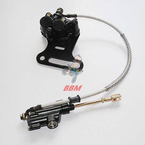 hydraulic rear  brake assy for dirt   bike.