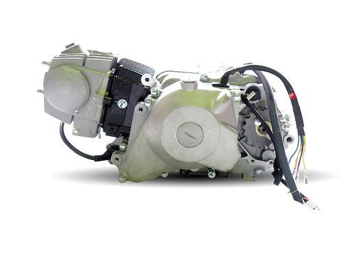 Zongshen 125cc semi auto 4 gear elec start