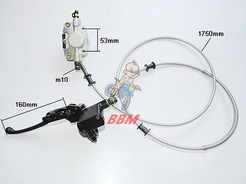 hydraulic rear brake assy for 150cc ATV