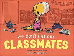 We Don't Eat Our Classmates_cover