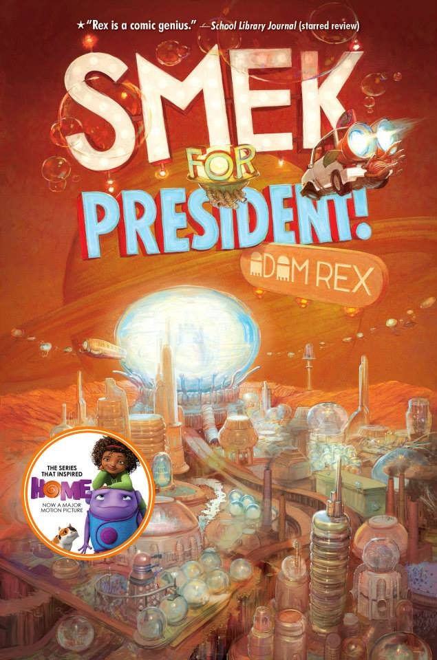 Smek for President, Book 2