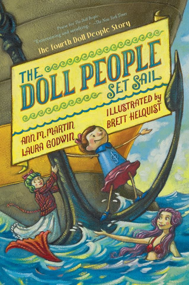 The Doll People Set Sail, Book 4