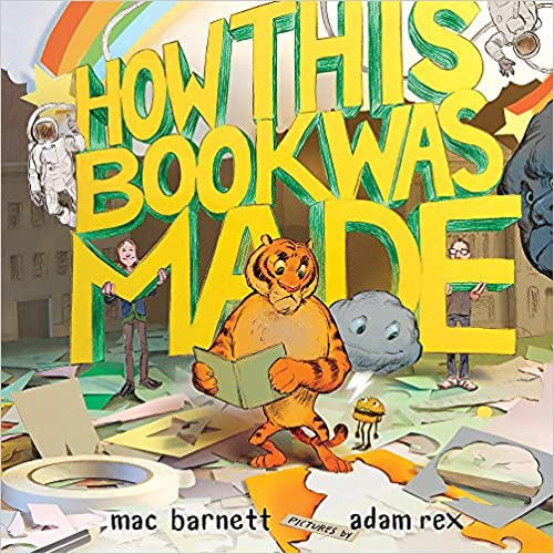 How This Book Was Made