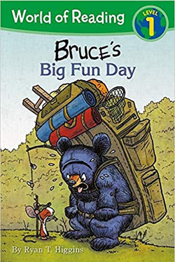 World of Reading: Bruce's Big Fun Day