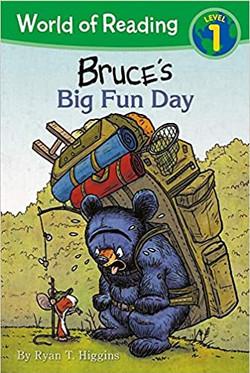 World of Reading: Bruce's Big Fun Day
