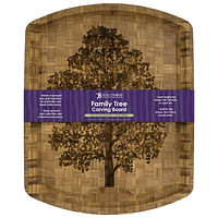 Totally Bamboo Family Tree Cutting Board