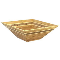 Totally Bamboo Sq 12in Inlay Bowl.jpg