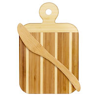 Totally Bamboo Paddle Board with Spreade