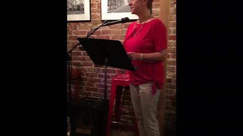 Reading of short story Dry Bandages by Linda Rosen