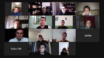 II Encuentro virtual de discernimiento v