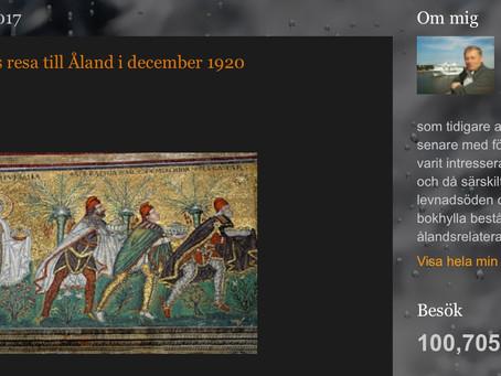 Hembygdsforskare Granlund tar sig an Ålandsfrågan