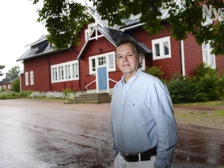 Ny artikelserie om Åland och Finland för 100 år sedan