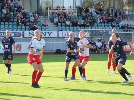 0-0 räckte till tredje plats inför höstens slutspel