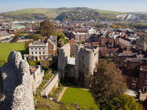 Medlemsresan till Lewes i sydvästra England